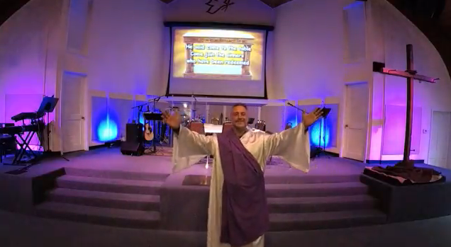 Come To The Table Skit – Calvary Chapel Crossfields