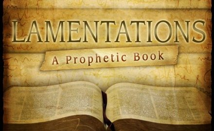 Introduction to Lamentations